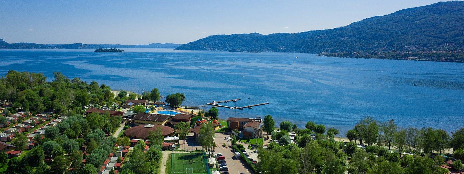 Verbania Lago Maggiore Karte.Il Tuo Camping Al Lago Maggiore Isolino