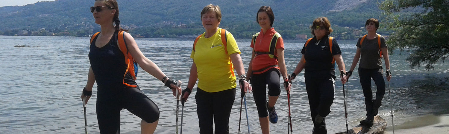 Nordic Walking & Water Nordic Walking