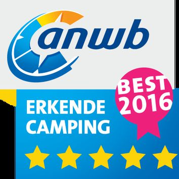 ANWB BEST CAMPING 2016