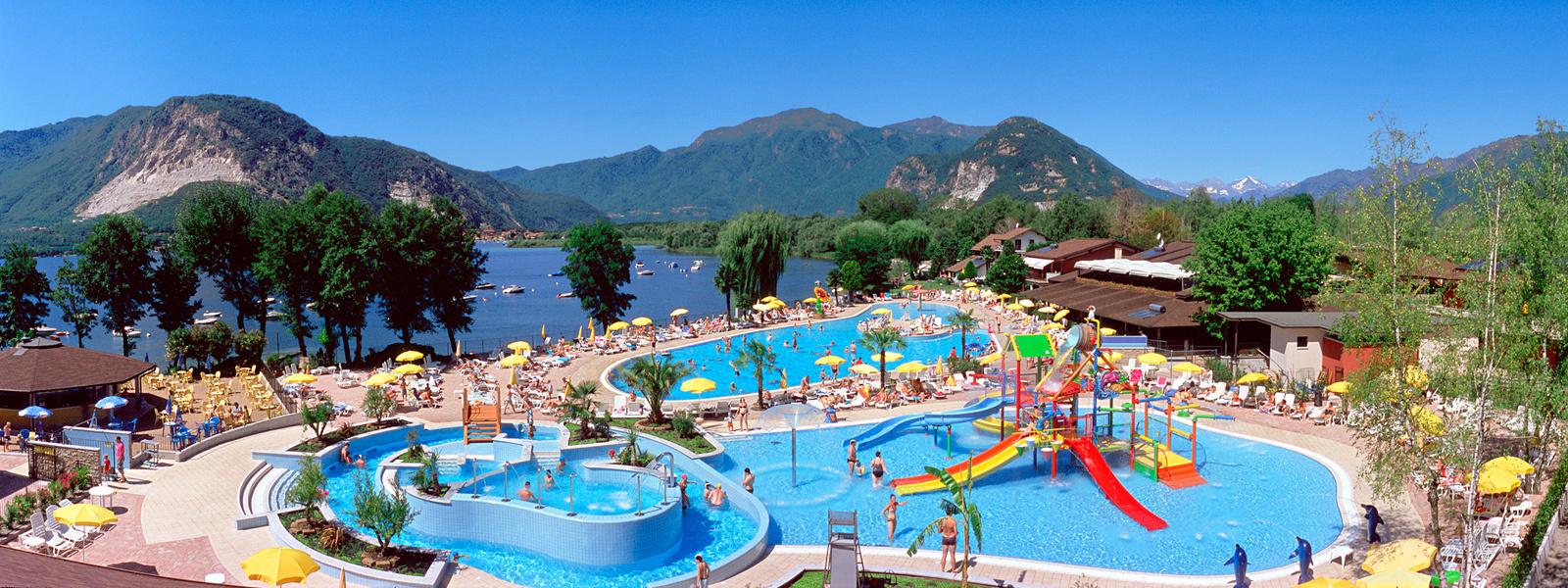 Lago Maggiore Karte.Il Tuo Camping Al Lago Maggiore Isolino